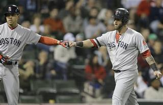 Mike Napoli, Jacoby Ellsbury
