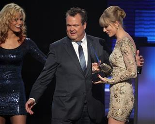Taylor Swift, Eric Stonestreet