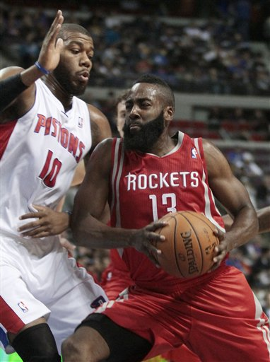 James Harden, Greg Monroe