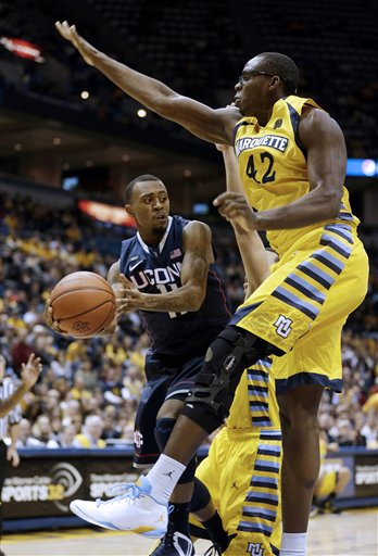 Ryan Boatright, Chris Otule