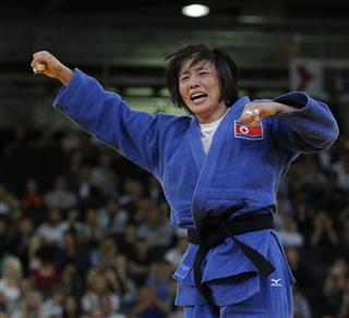 London Olympics Judo Women