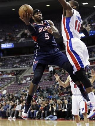 Greg Monroe, Josh Smith