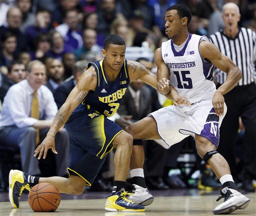 Trey Burke, James Montgomery III