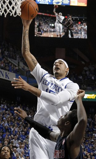 Willie Cauley-Stein, Clide Geffrard Jr