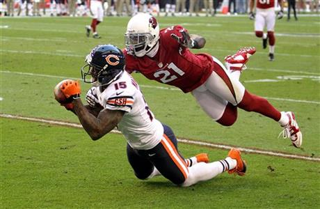 Brandon Marshall, Patrick Peterson