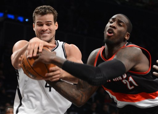 Kris Humphries, J.J. Hickson