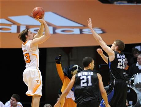 Presbyterian Tennessee Basketball