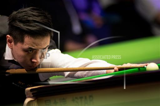 ENGLAND YORK 2017 BETWAY UK CHAMPIONSHIP SNOOKER TOURNAMENT