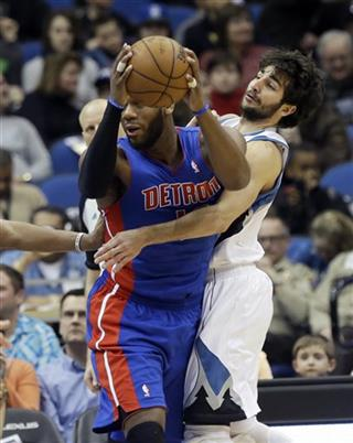 Andre Drummond, Ricky Rubio