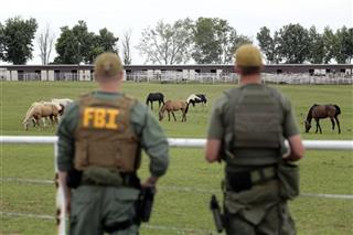Drug Raid-Horse Track Trial