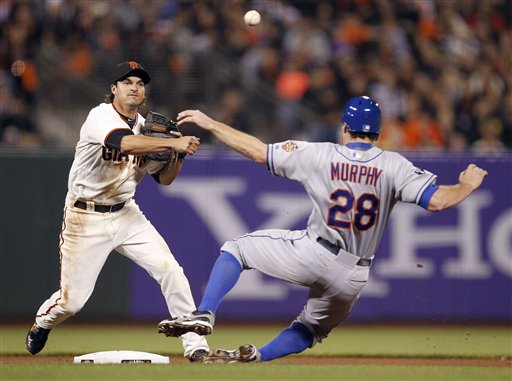 Ryan Theriot , Daniel Murphy