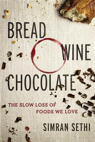 Book Review-Bread Wine Chocolate