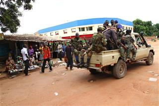 Central African Republic Rebels