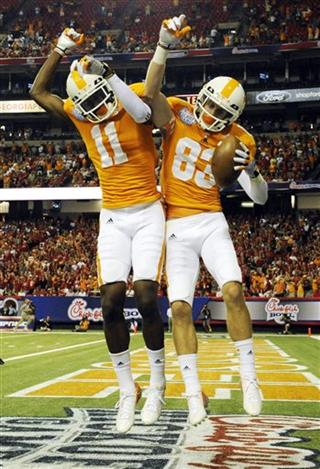 Zach Rogers, Justin Hunter