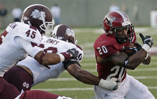 Mississippi St Troy Football