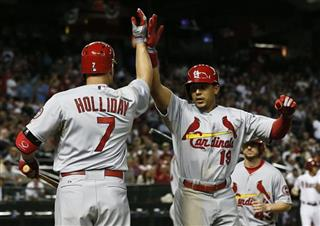 Matt Holliday, Jon Jay