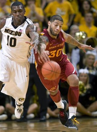 Royce White, Ricardo Ratliffe