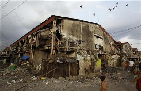 Philippines From Slum to Swan Lake