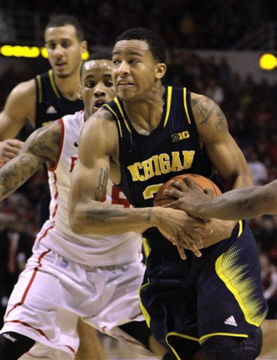 Walt Lemon Jr. Trey Burke