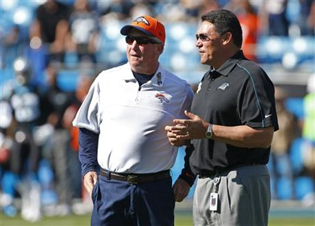 John Fox, Ron Rivera