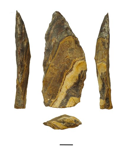 Ancient Spear Tips