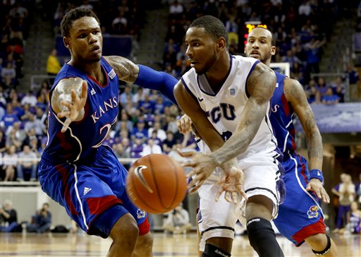 Ben McLemore, Connell Crossland