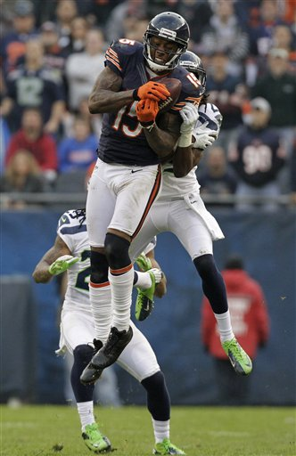 Brandon Marshall, Richard Sherman