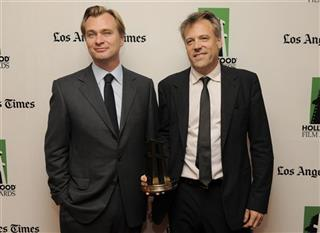 Christopher Nolan, Wally Pfister