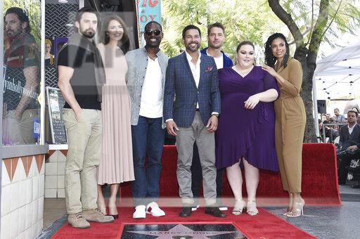 Mandy Moore Honored with a Star on the Hollywood Walk of Fame