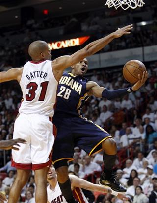 Shane Battier, Leandro Barbosa