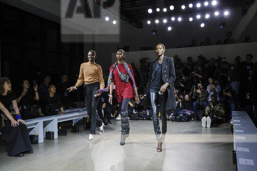 NYFW Fall/Winter 2020 - Laquan Smith