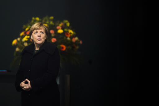 Germany hosts Ukraine summit, also expected to discuss Syria