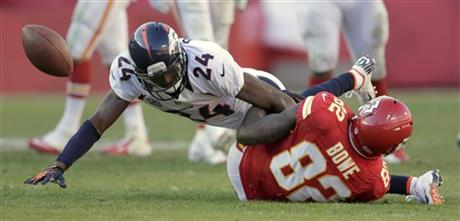 Dwayne Bowe, Champ Bailey