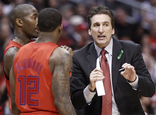 Vinny Del Negro, Eric Bledsoe