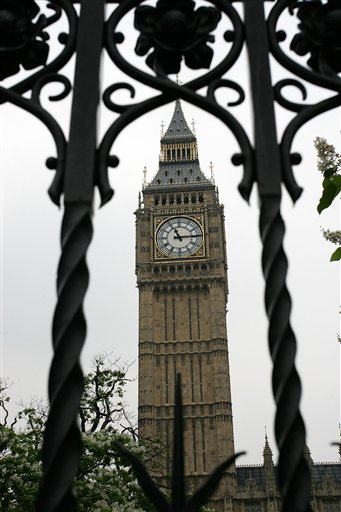 Britain Big Ben