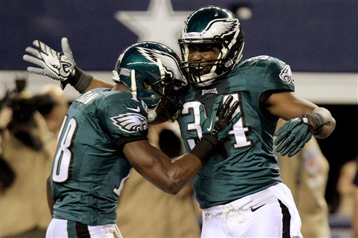 Jeremy Maclin, Bryce Brown
