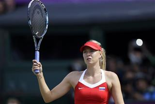 London Olympics Tennis Women