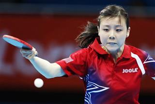 CORRECTION London Olympics Table Tennis Women