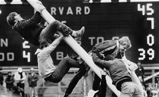 The Game Harvard Yale Football