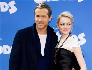 Emma Stone, Ryan Reynolds