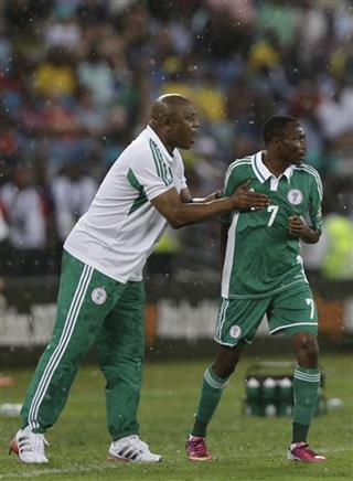 Stephen Keshi, Ahmed Musa