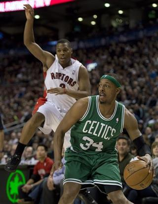Paul Pierce, Kyle Lowry
