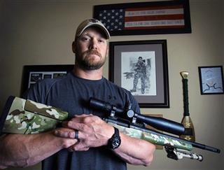 Sniper Chris Kyle