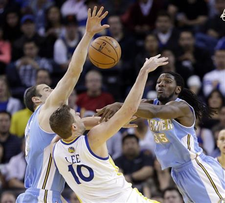 Kenneth Faried, David Lee