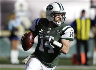 Jets Woody Johnson Football