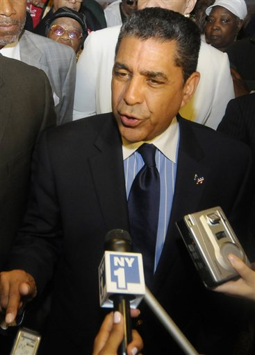 John L. Sampson, Adriano Espaillat