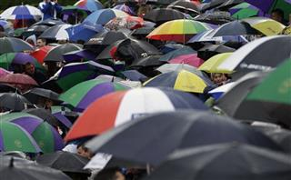 Britain Umbrellas