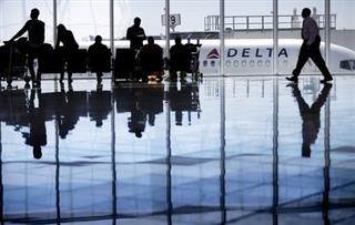 APTOPIX Earns Delta Air Lines
