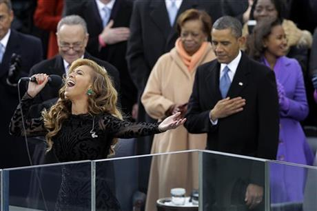 Beyonce; Barack Obama