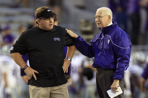 Kansas State TCU Football